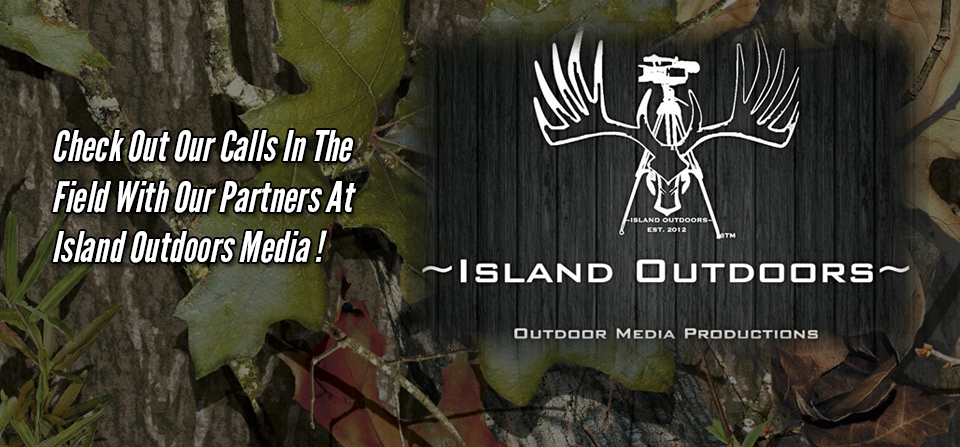 Calls In The Field With Island Outdoors Media !