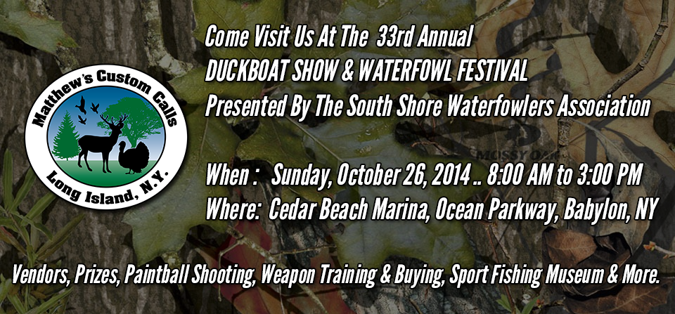 Duckboat Show and Waterfowl Festival